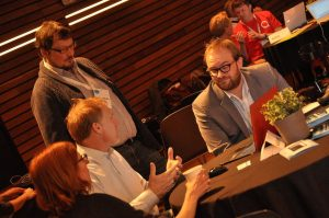 Social Now 2015 - networking