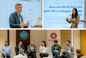 Speakers at Social Now 2016