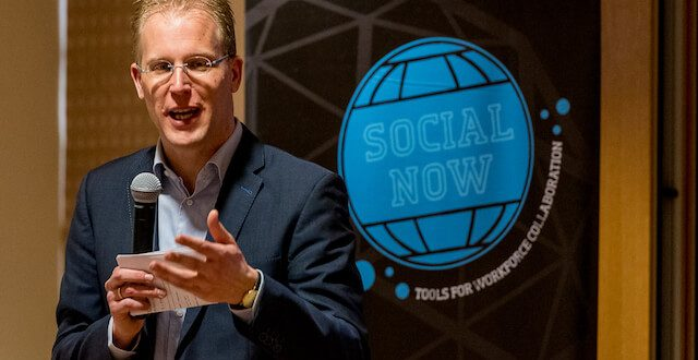 Social Now 2016 - Samuel Driessen
