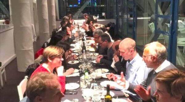 Social Now 2016 - dinner