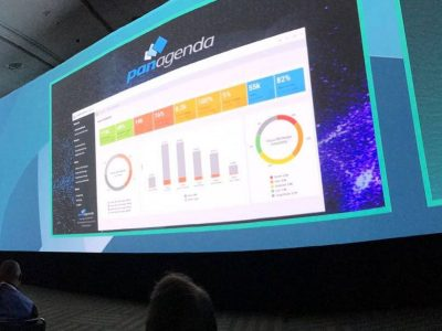 panagenda on a large stage