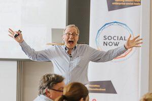 Social Now 2018 - David Gurteen