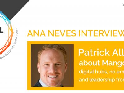 Interview of Patrick Allman