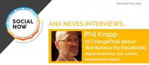 Interview of Phil Kropp