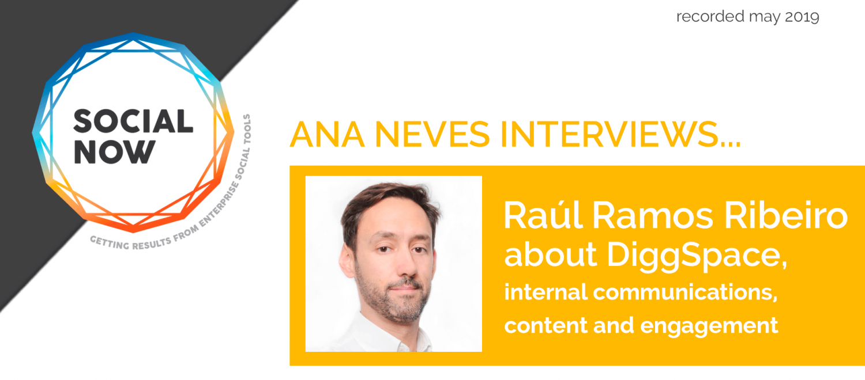 Interview of Raúl Ramos Ribeiro