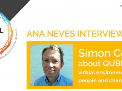 Interview of Simon Cooper