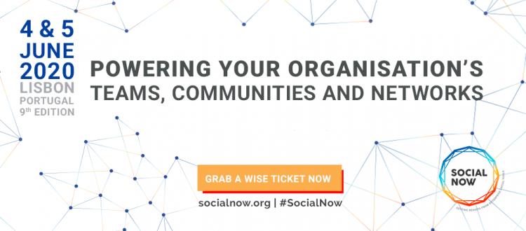 Social Now 2020 - theme
